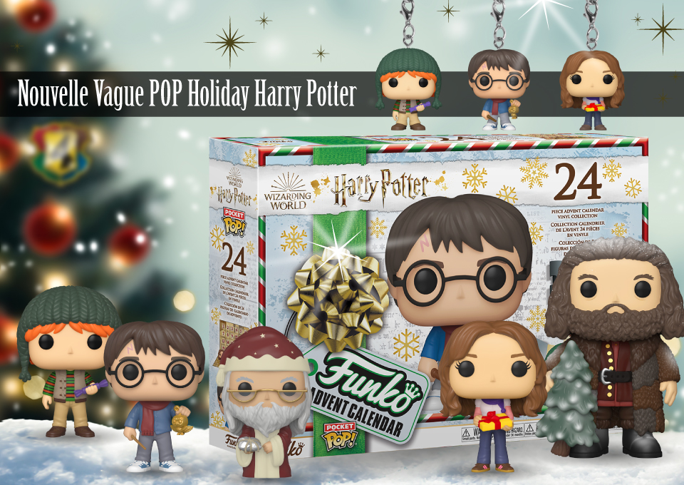 Les 4 Maisons accueille la nouvelle vague de Funko POP! Harry Potter